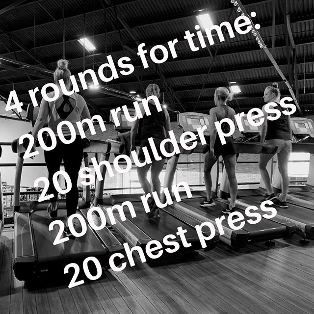 Boost your mood with this little beauty 💁‍♀️ . 4 rounds for time: 200m run 20 shoulder press 200m run 20 chest press . #moodboosterworkout #strengthrepublic #videography #fitness #fit #motivation #gym #fitnessmotivation #workout #bodybuilding #instagood #health #training #photooftheday #lifestyle #gymmotivation #instagram #healthy #strong #exercise #fitfam #fitnessaddict #instafit #fitspo #cardio