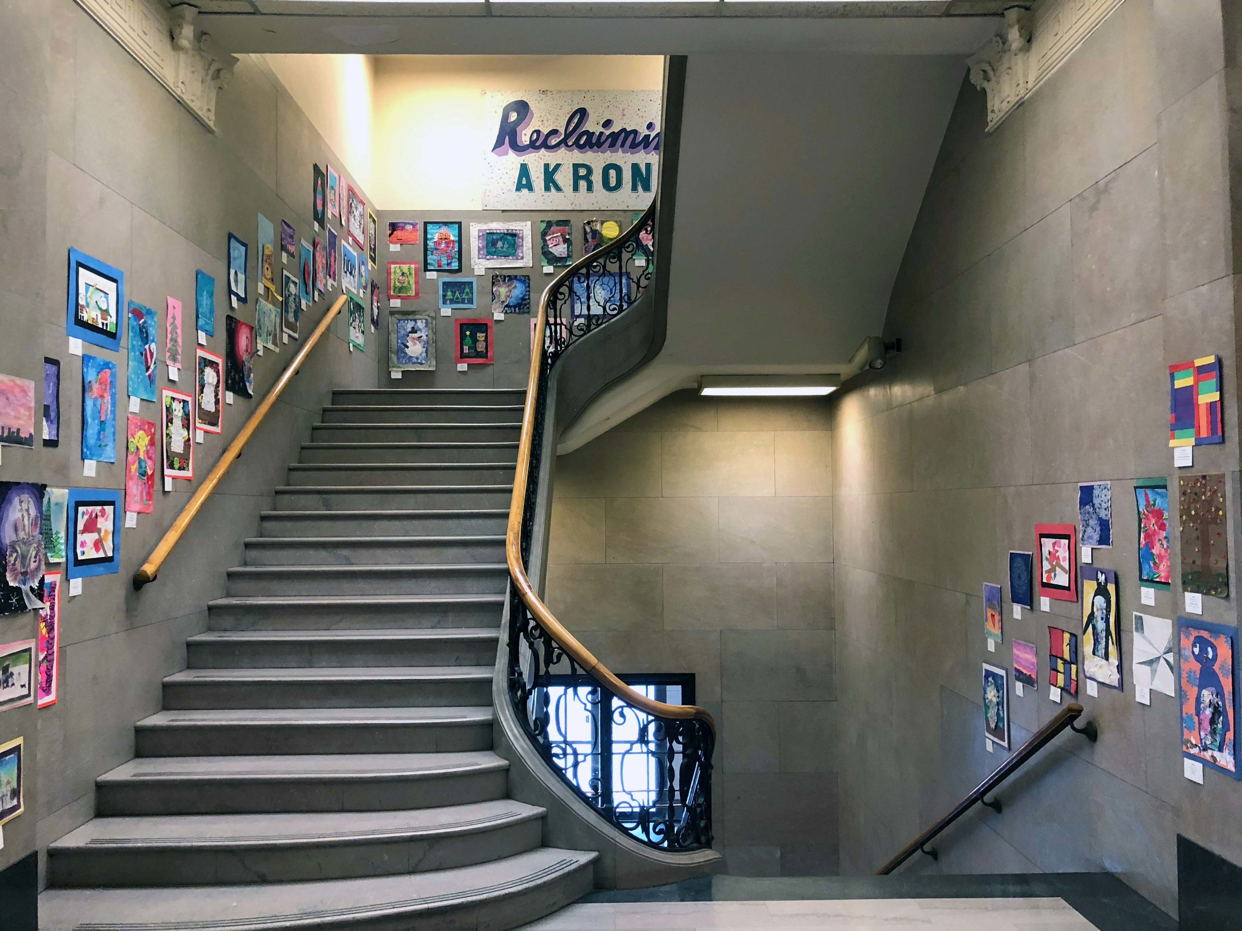 Reclaiming Akron