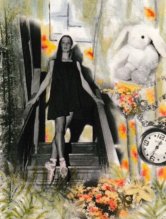 Wonderland Follies (2).   Artwork: Loren Ellis