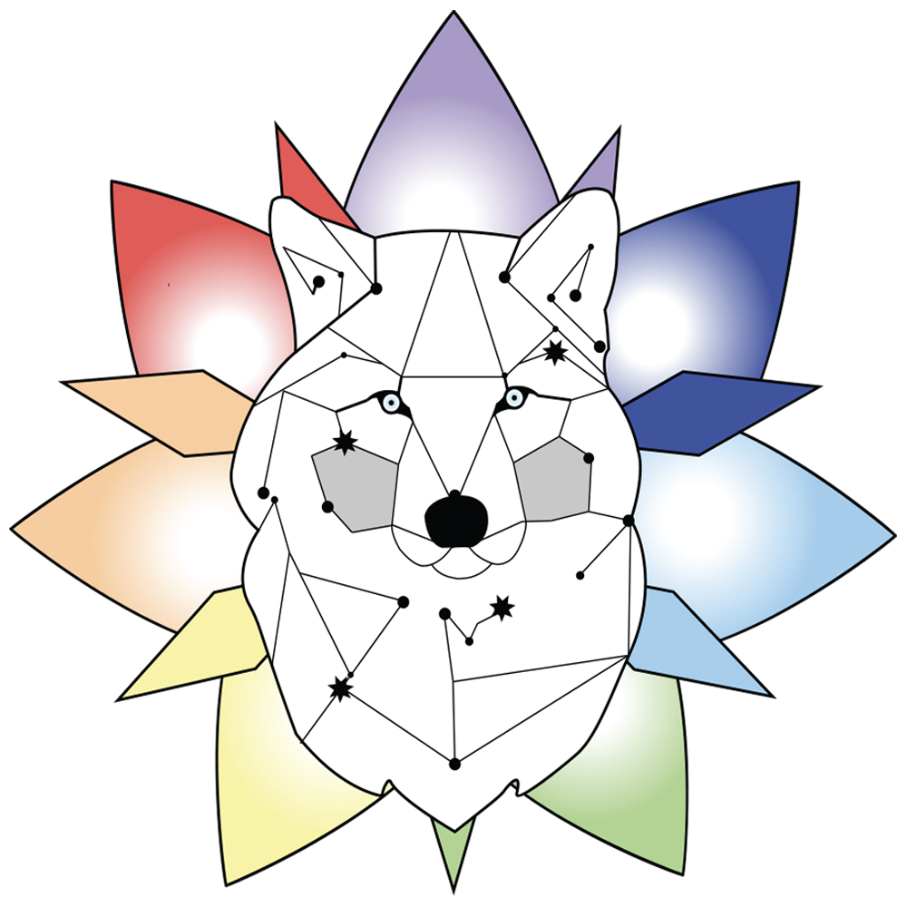 Web of Light Foundation Logo Mark
