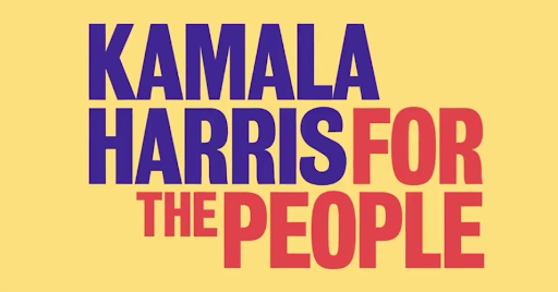 """""""Any fight, any good fight, is born out of optimism."""" Sen. Kamala Harris (D-Calif.) said, which is featured on her presidential campaign  website . Photo obtained from Common Dreams."""