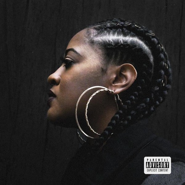 """Rapsody's """"Eve"""" cover art. Obtained from Pitchfork."""