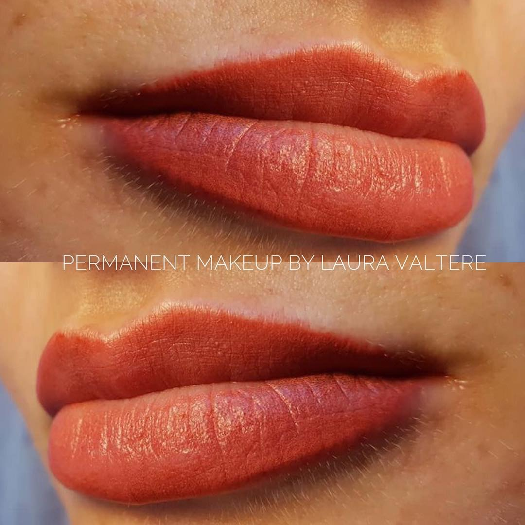 Our Permanent Makeup Artist is amazing at creating fuller looking lips with her range of beautiful colors!