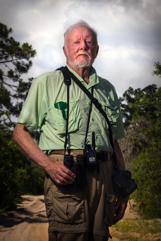 Dr. Jack Hailman    Florida Scrub-Jay Researcher   Archbold Biological Station  2015/5/13