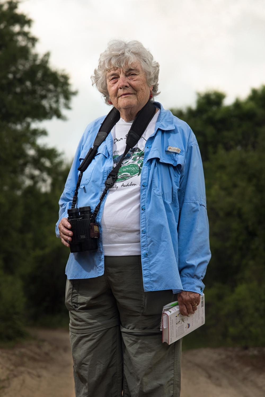 Helen Obenchain   C itizen Science Birder, Retired Educator, Volunteer   Archbold Biological Station  2015/4/10