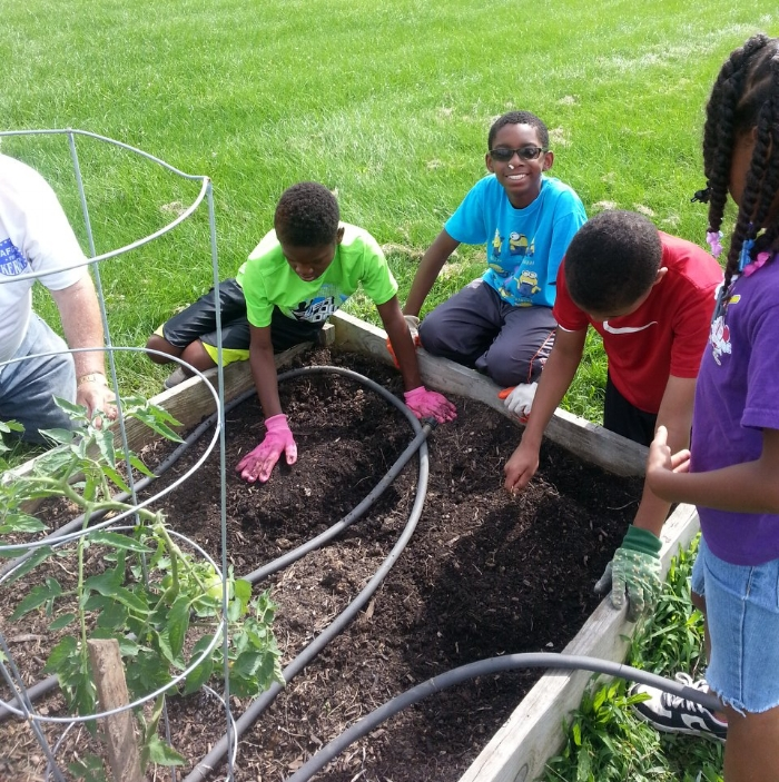 Community Garden - Come help us grow our own food!