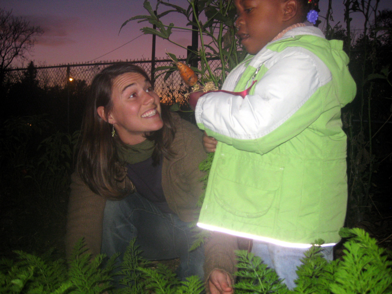 New Roots Urban Farm -