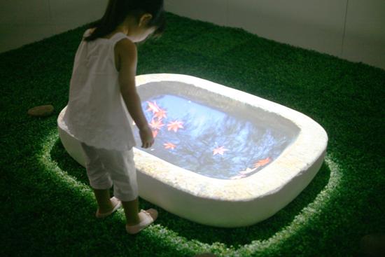 Water Shadow Four Seasons, 2006-2007, Video Installation, 14min..JPG