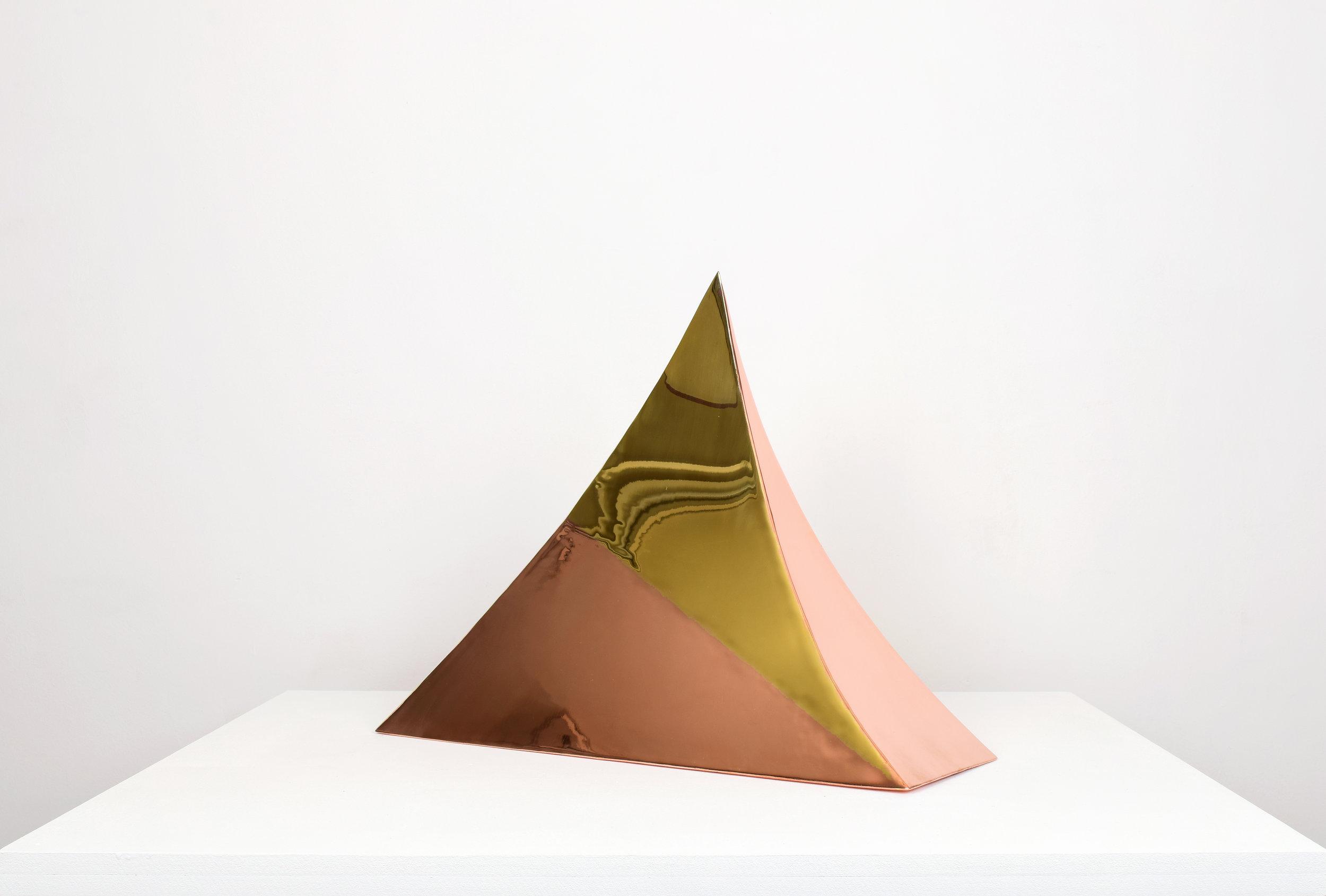 주체롭게7_Autonomously7, brass, copper, 57x45x19cm,2018.jpg