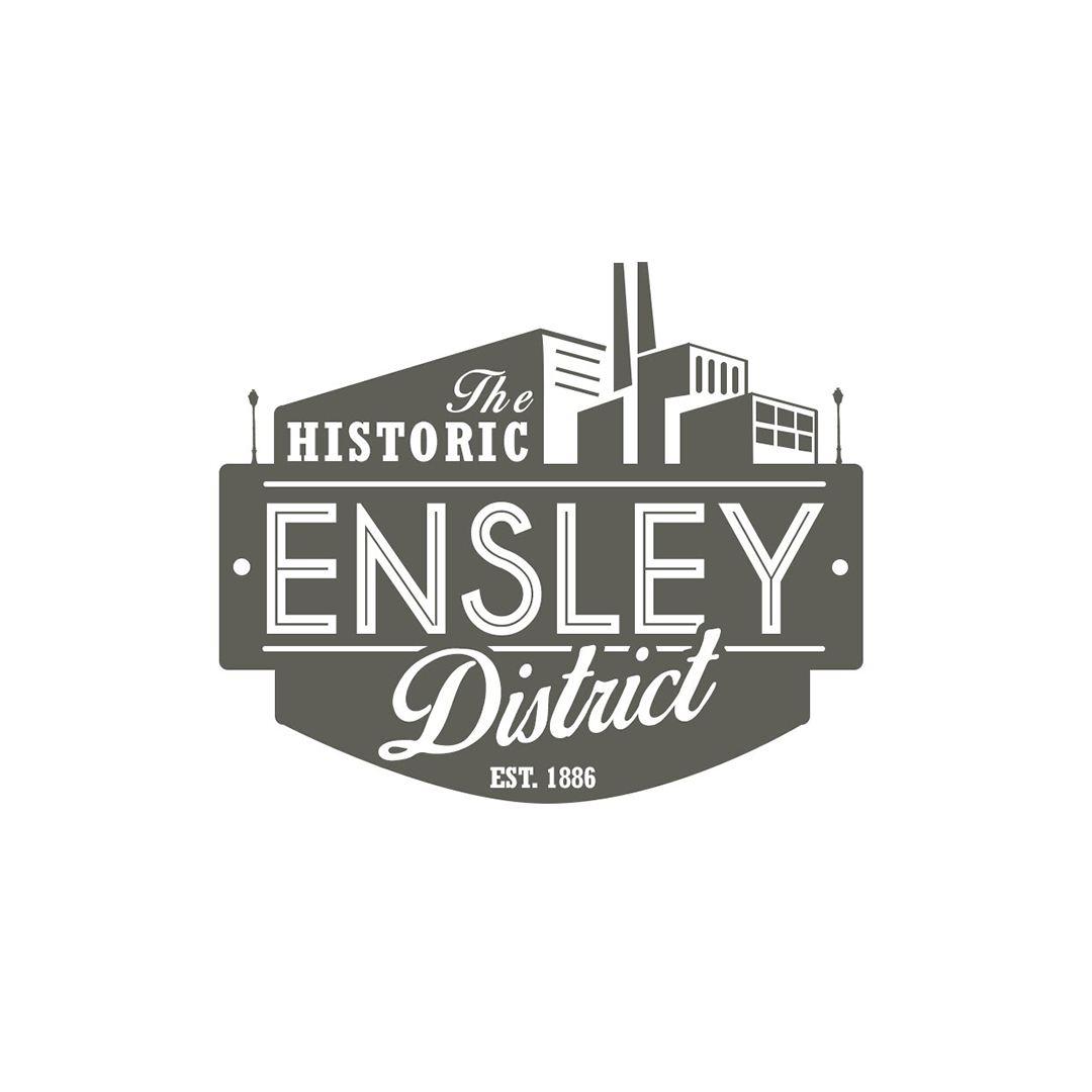The Ensley Business District
