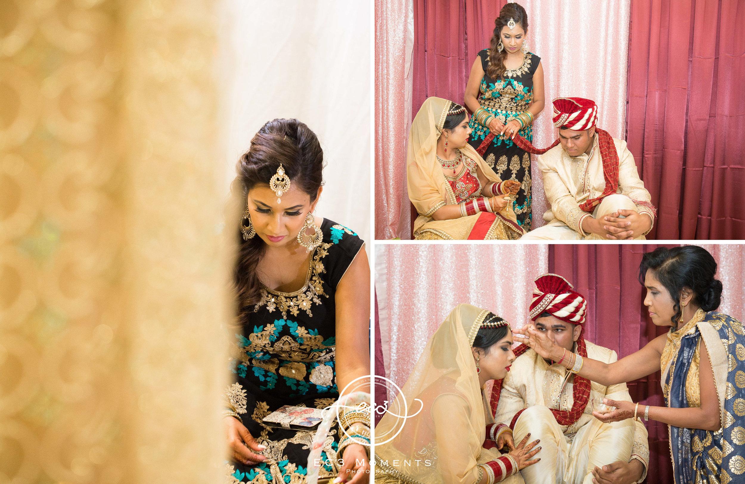 Dolly & Paul Sagan Hindu Wedding Day One 8.jpg