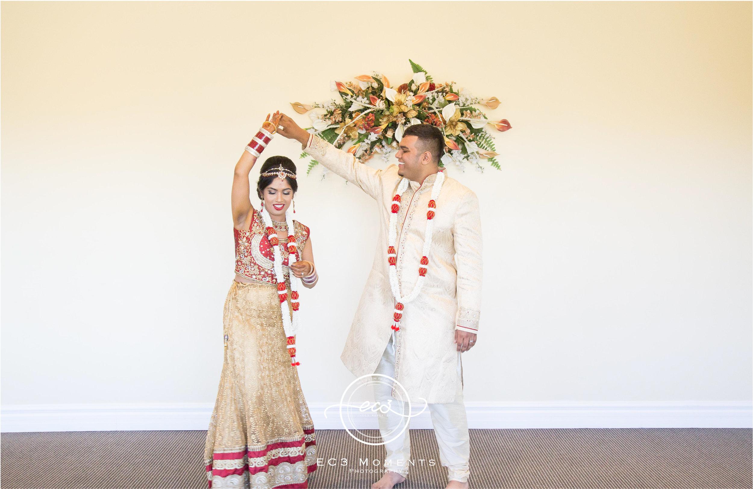 Dolly & Paul Sagan Hindu Wedding Day One 11.jpg
