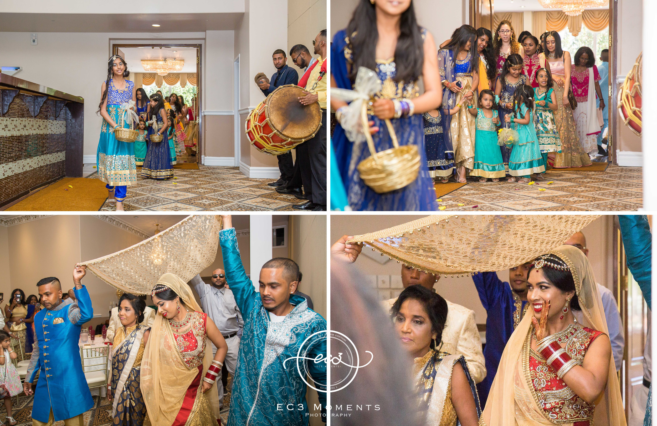 Dolly & Paul Sagan Hindu Wedding Day One 13.jpg