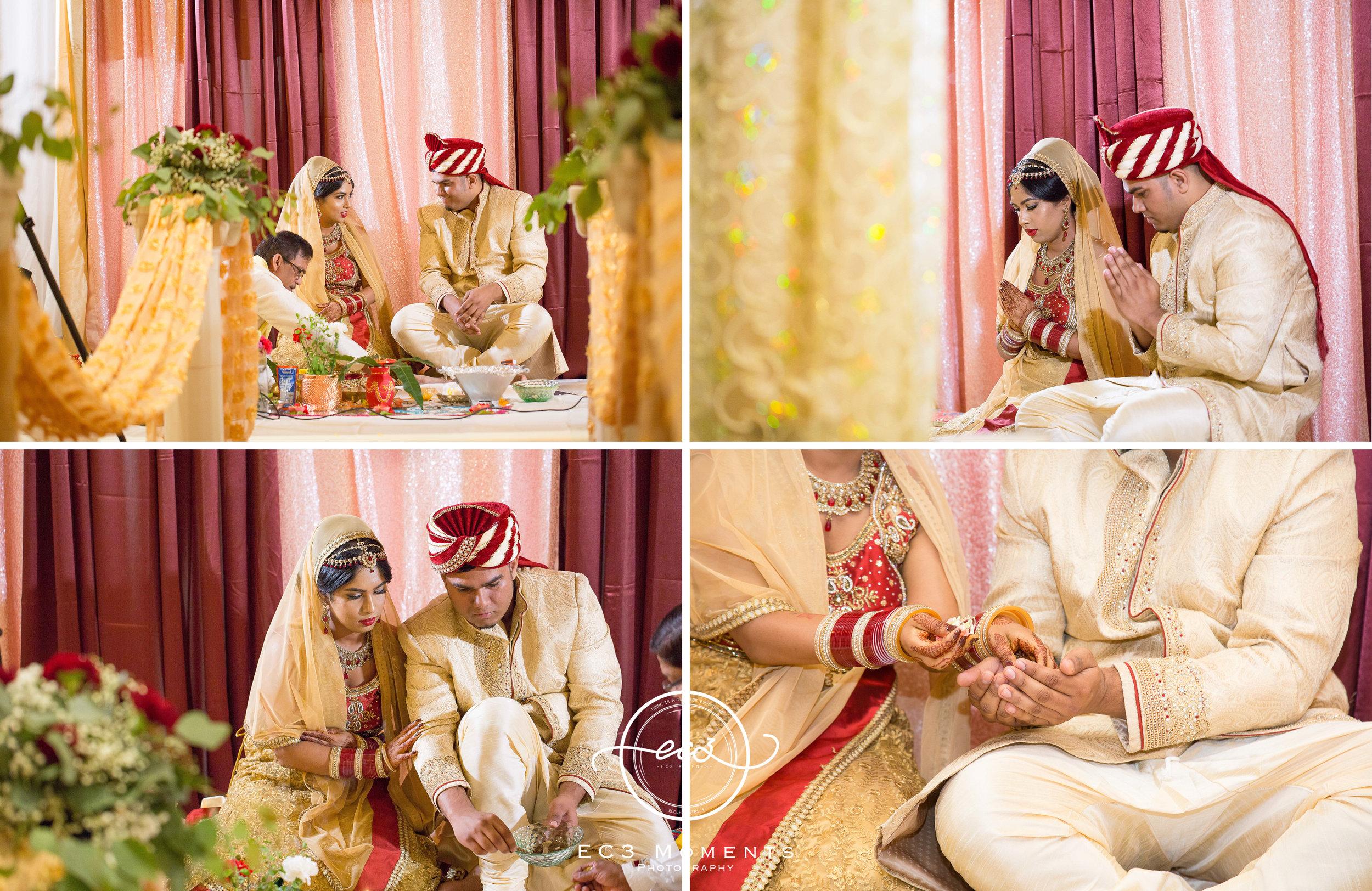Dolly & Paul Sagan Hindu Wedding Day One 16.jpg
