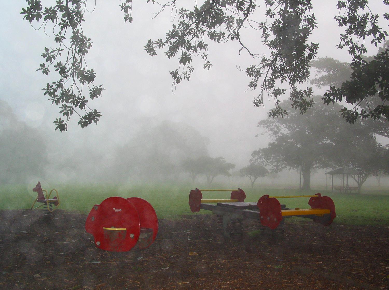 Jubilee Park In Mist 2003