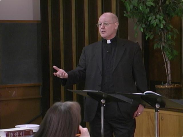 Pastor Lassman -