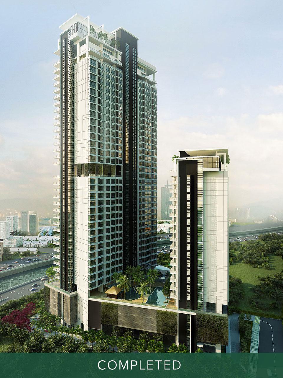 FRASER RESIDENCE<a>KUALA LUMPUR</a>
