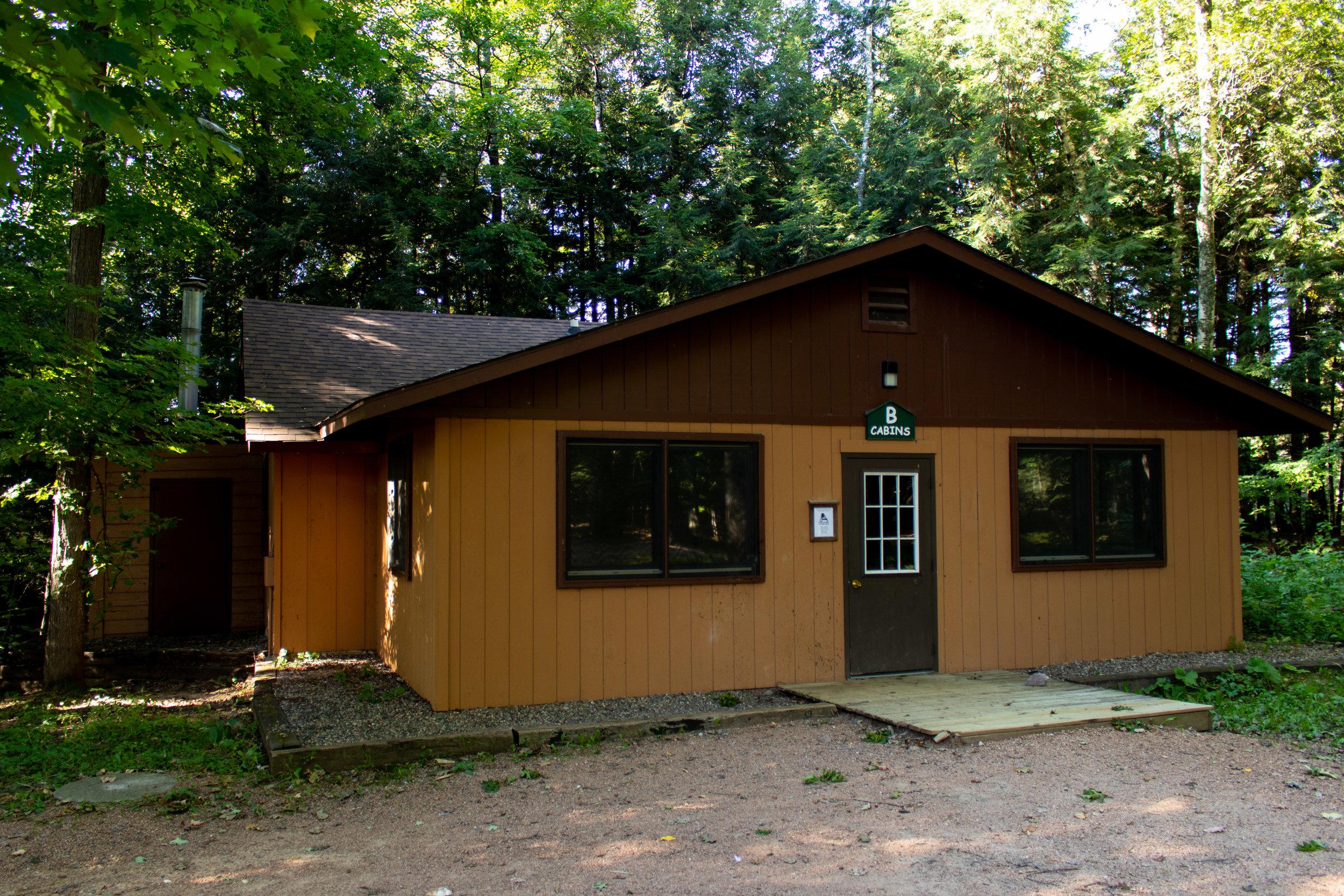 B Cabins