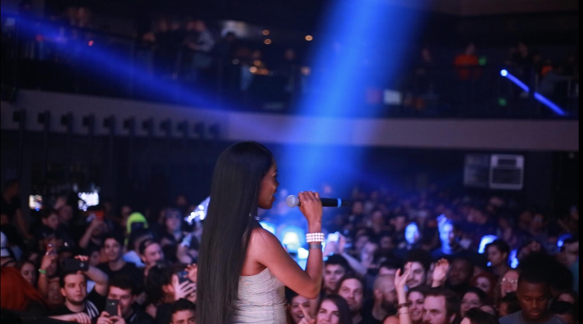 Princess Vitarah performing  ( 2019).
