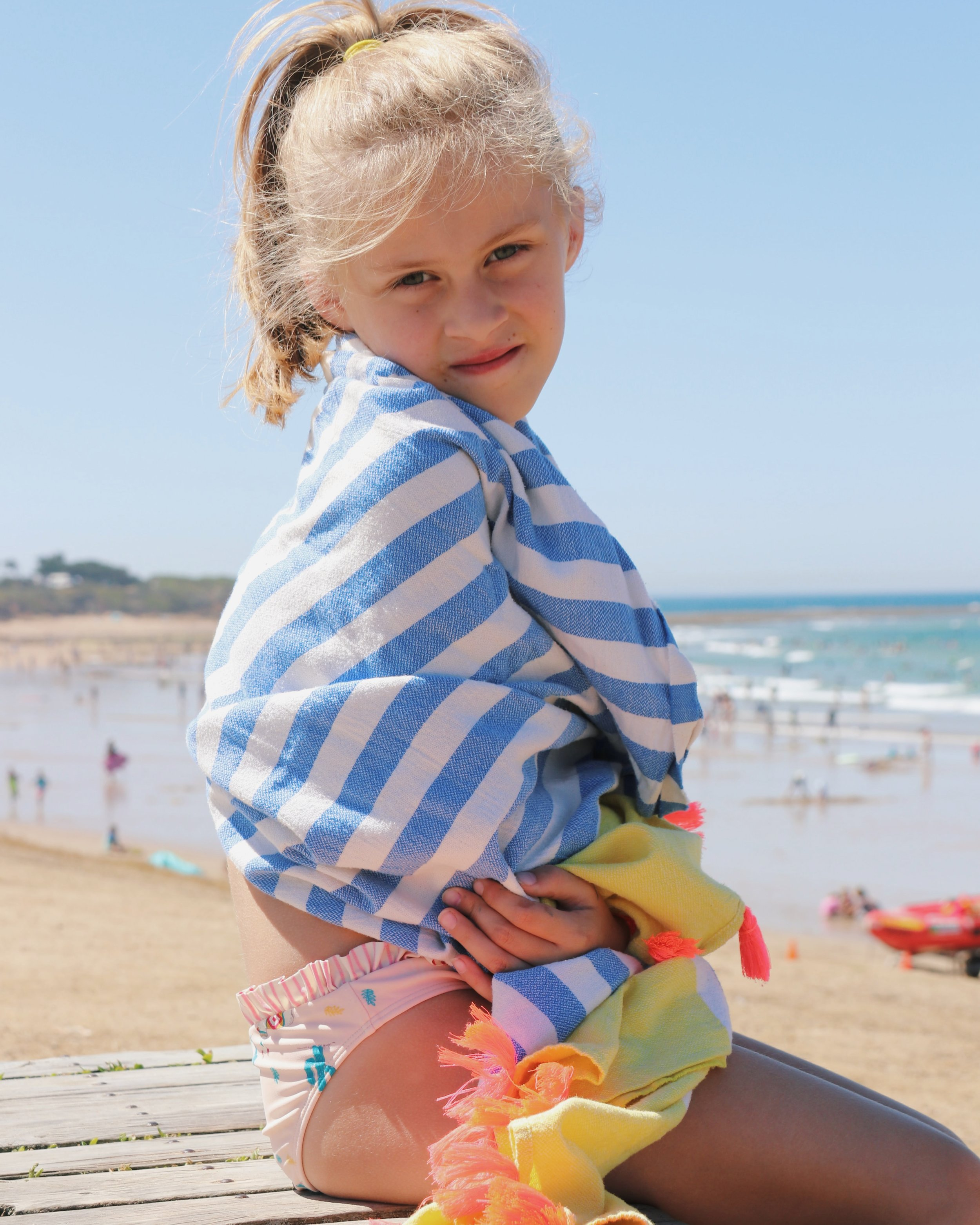 Childrens Beach Towel