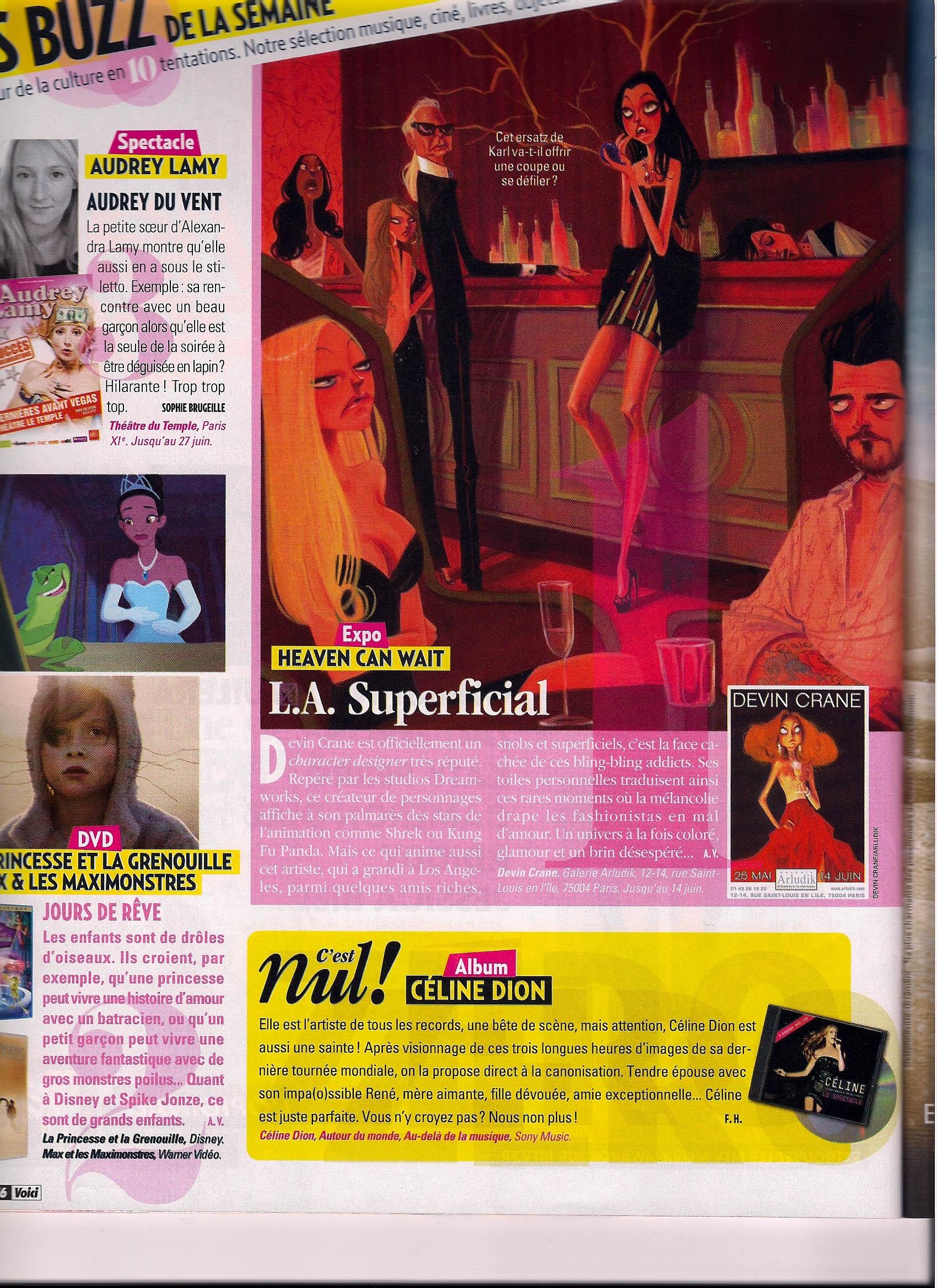 VoiciMagazine Article -