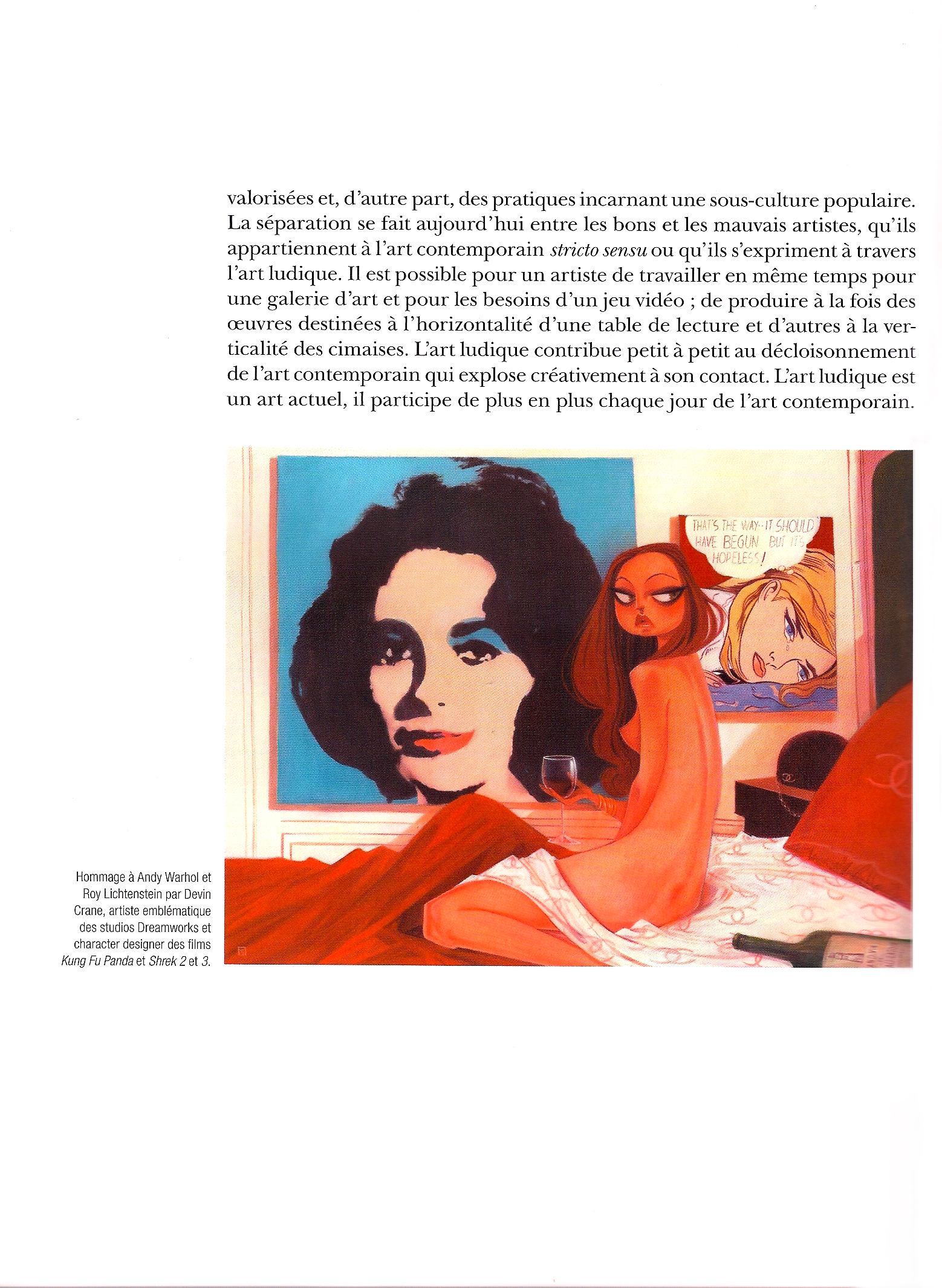 Art Ludique Book Feature -