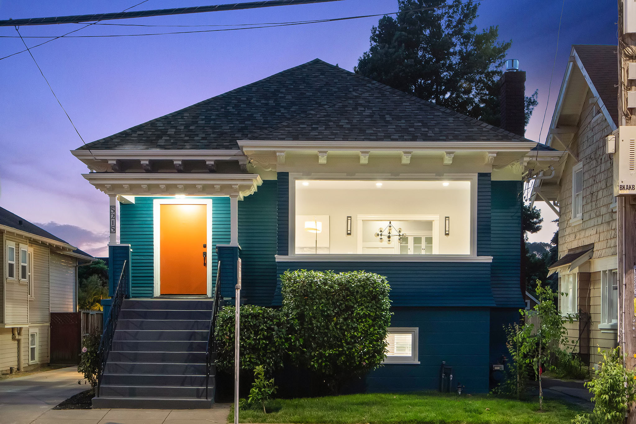1890 Craftsman, Oakland CA. Full Gut Renovation.