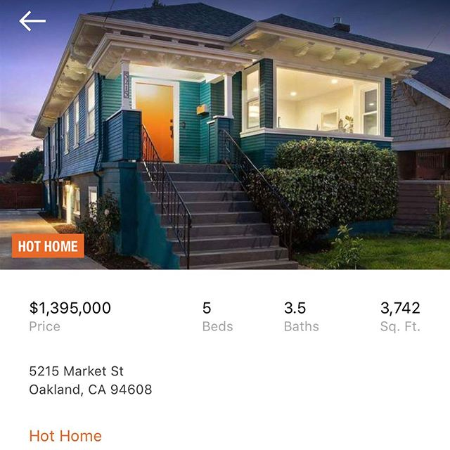 These homes are HOT! 🔥🔥🔥 Three of our projects are on market and all are hot hot hot! #oaklandrealestate #berkeleyrealestate #bayarearealestate #oaklandhomes #homerenovation #homedesign #hothome #designbuild #designerlife #designandbuild #homedesign #renovationproject #beautifulhomes #homebeautiful #propertydeveloper #artemisinvestments