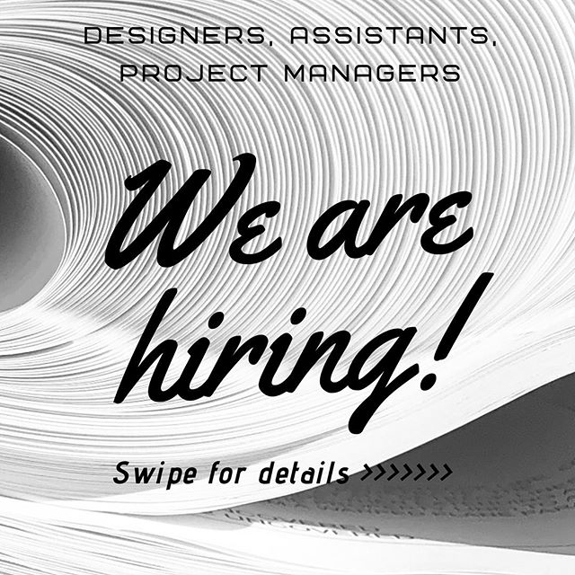 We are hiring for a PROJECT & DESIGN ASSISTANT! This is a very unique hybrid role between Project Management, Design and Admin where everyday is different and we build beautiful homes! Join our Real Estate Development Team! DM or email for more info. . . . #bayarearealestate #bayarealuxuryhomes #oaklandrealestate #berkeleyrealestate #southbayrealestate #sanmateorealestate #burlingamerealestate #sanjoserealestate #designbuild #designerlife #interiordesignsf #interiordesigner