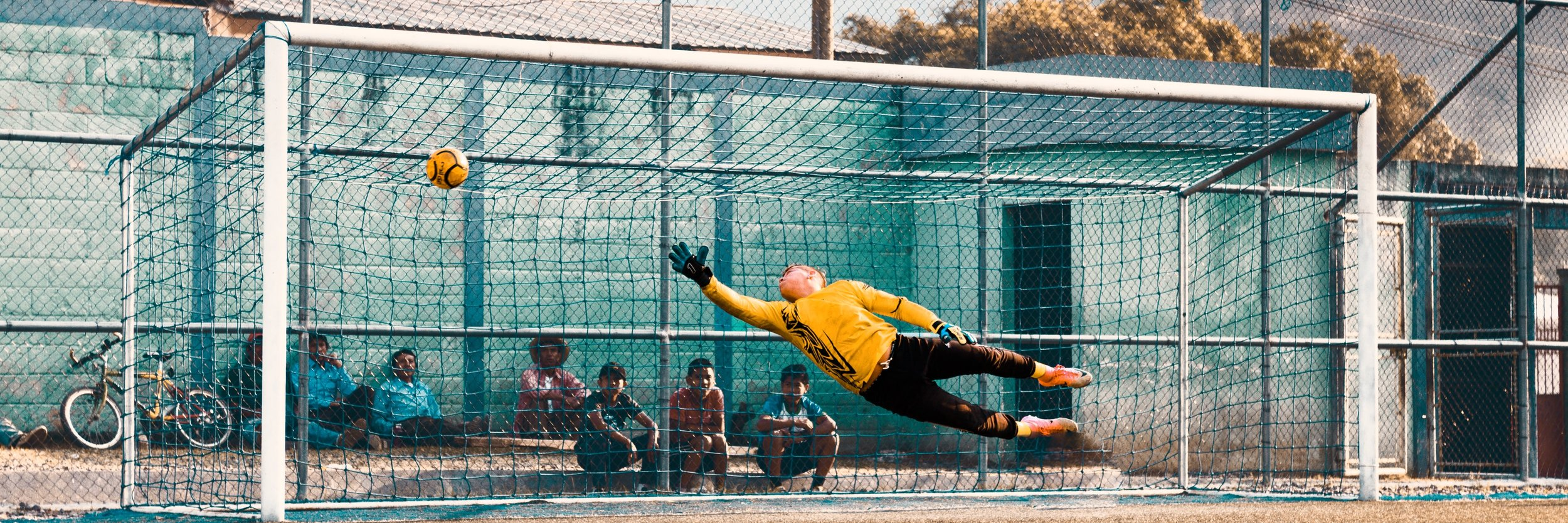 We cover all sports and activities. -