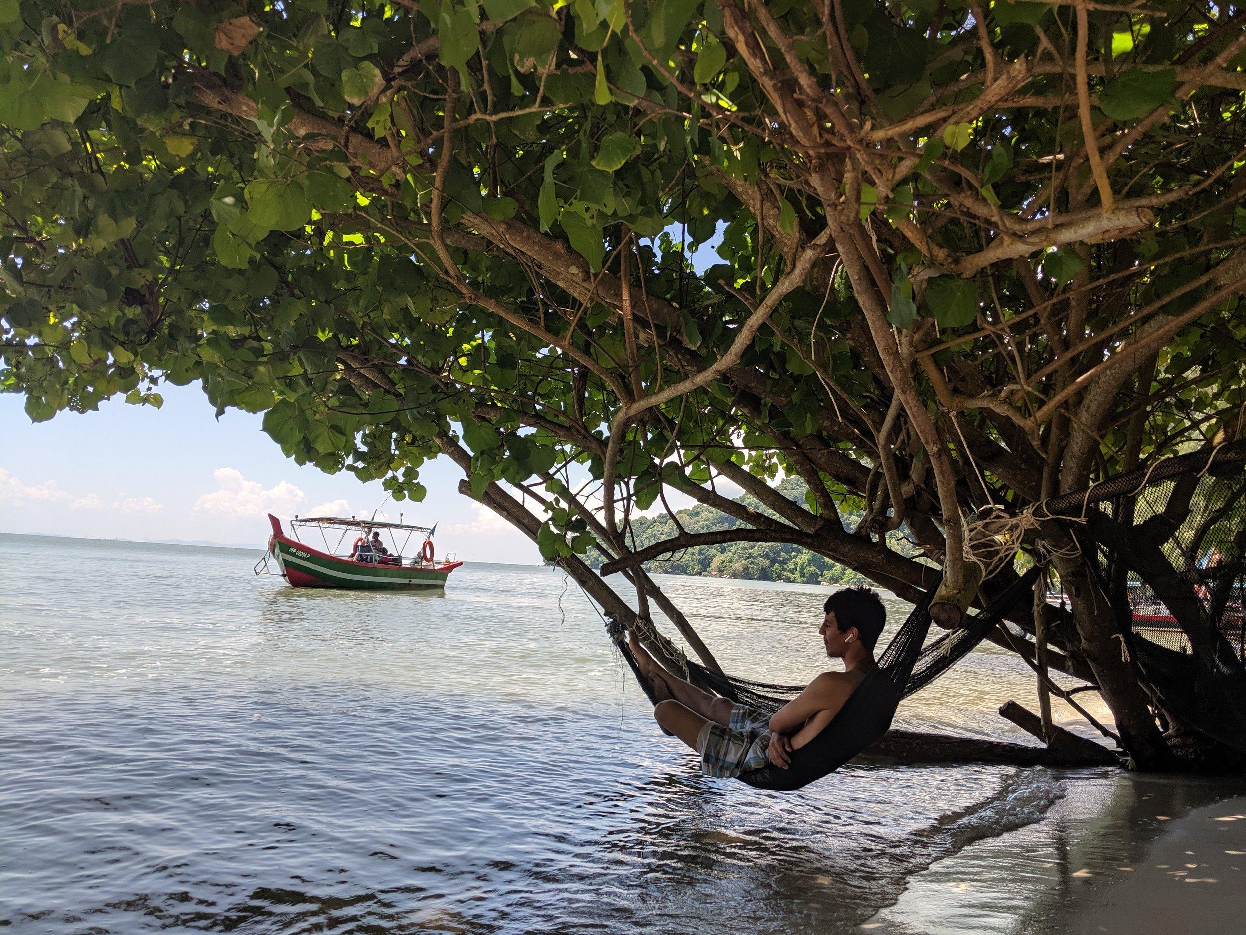 Another Idea: Hang Your Hammock Along Kaneohe Bay?
