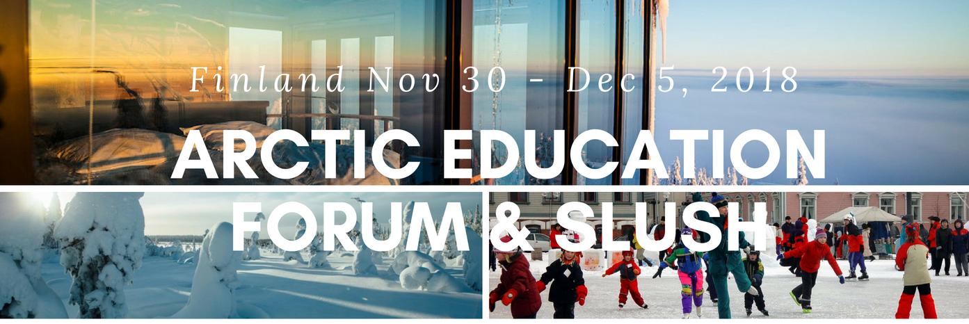 Arctic education forum