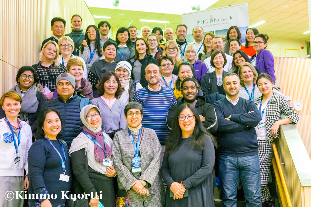 THE VERY FIRST ARCTIC EDUCATION FORUM PARTICIPANTS