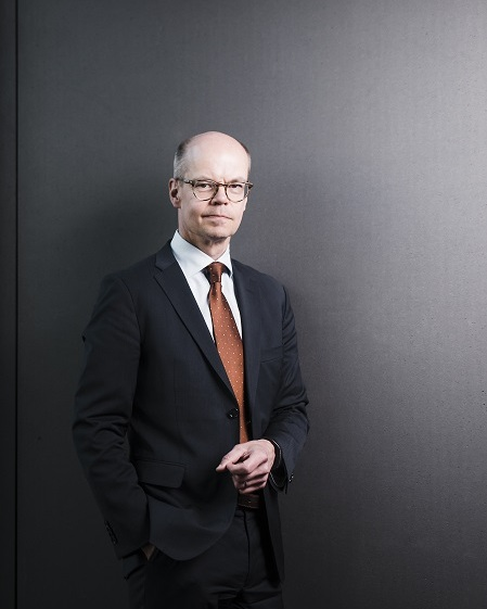 Mr Olli-pekka heinonen, Image: Niclas Mäkelä