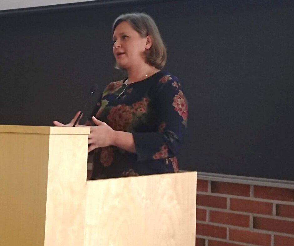Charlotta Collén.