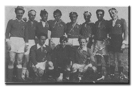 1. HERREN Mannschaft - in der Disziplin Fussbal