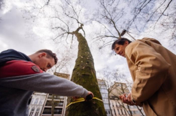 Sam en Michiel van Stadshout.be