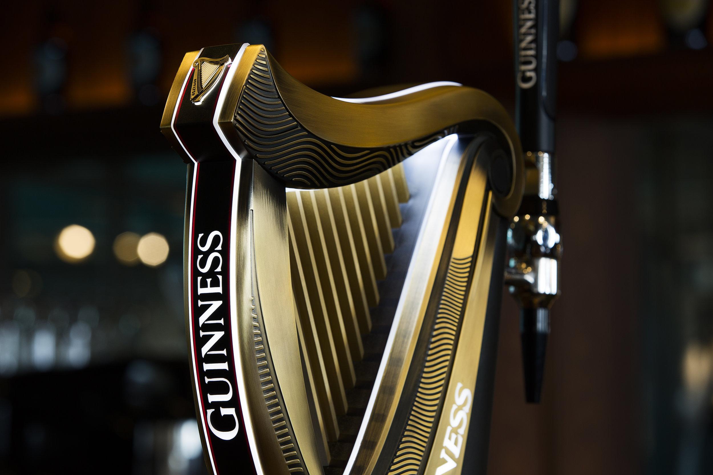 Guinness for Dolmen