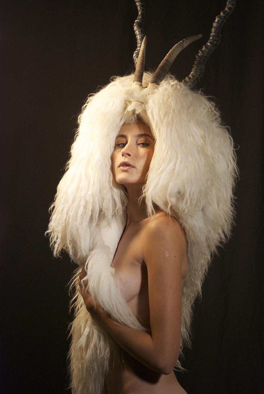 Aleksandra Karpowisz photographed for cover of State magazine.   akarpowicz.co.uk