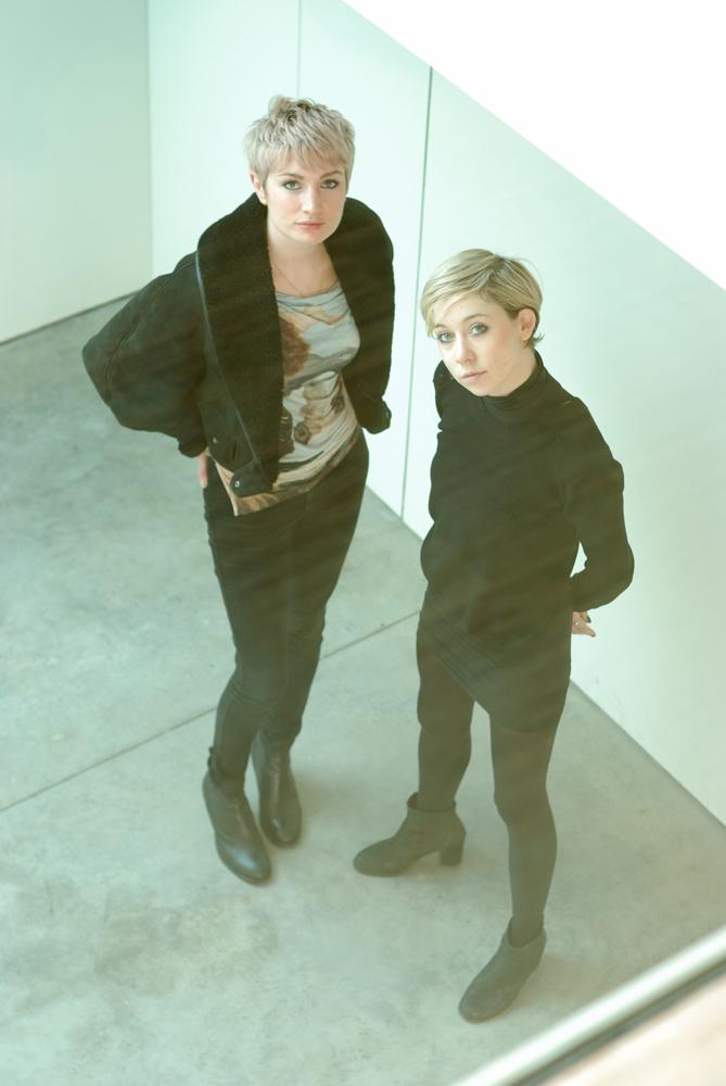Gallerists Sarah Williams and Polly Stenham, Cob Gallery, Camden, London   cobgallery.com