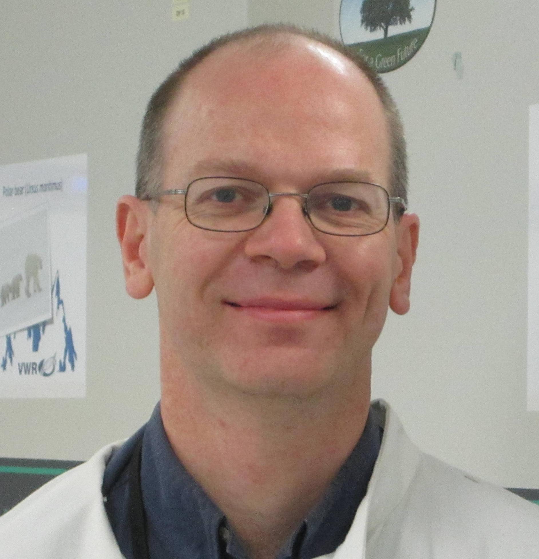 Dr Aidan Emery is a Co-Investigator