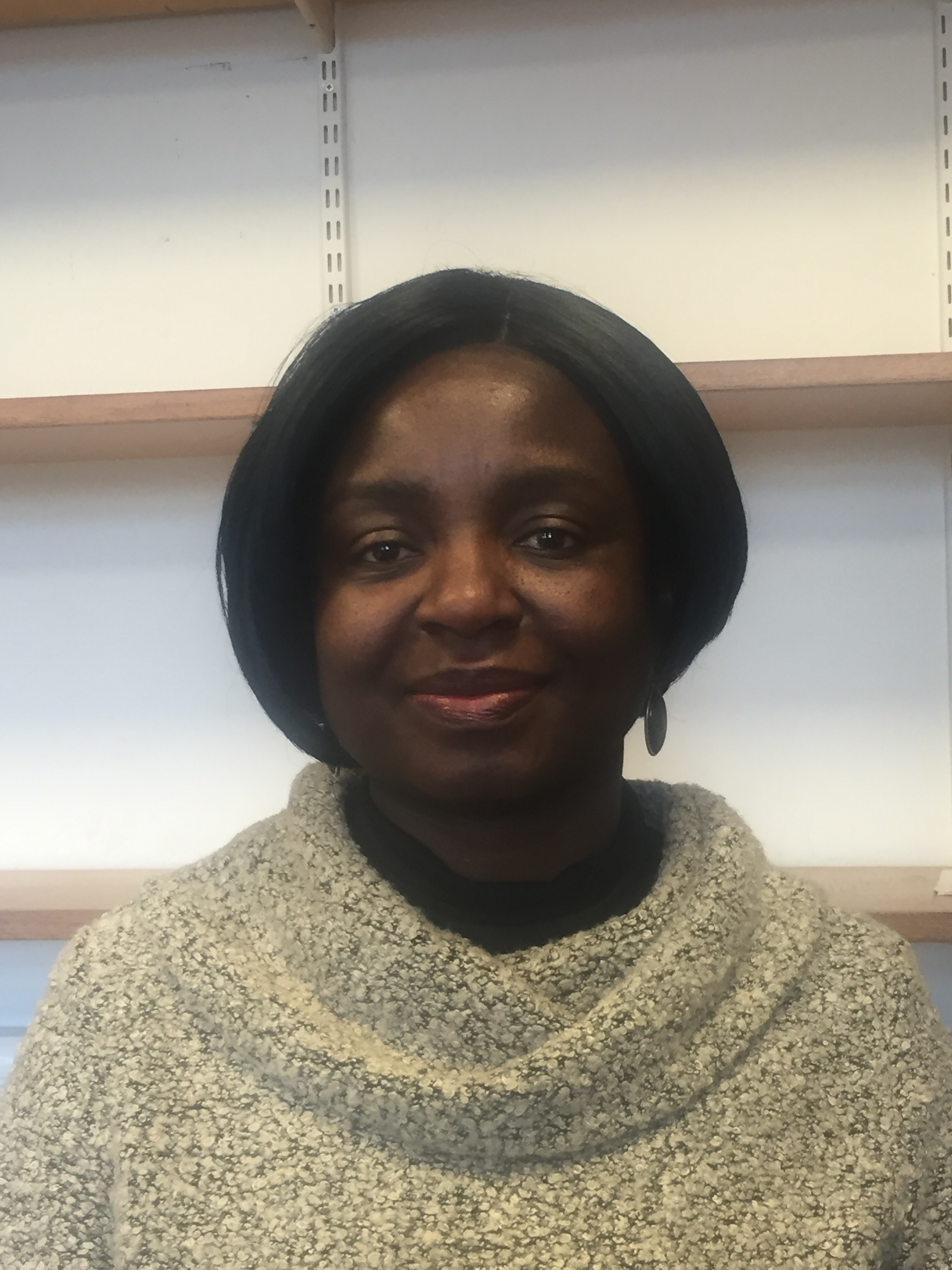 Dr May Sule is a Postdoctoral Researcher