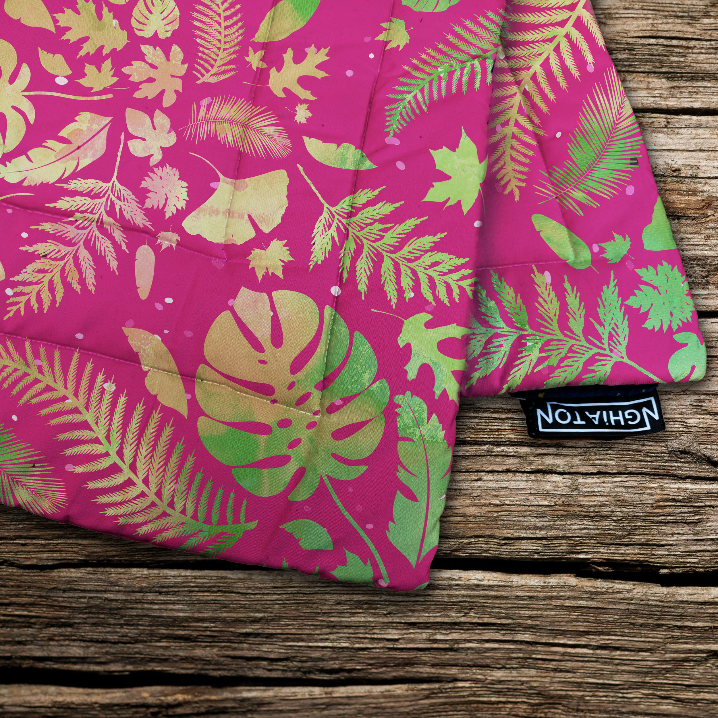 The Seeds Quilted Blankets from £58