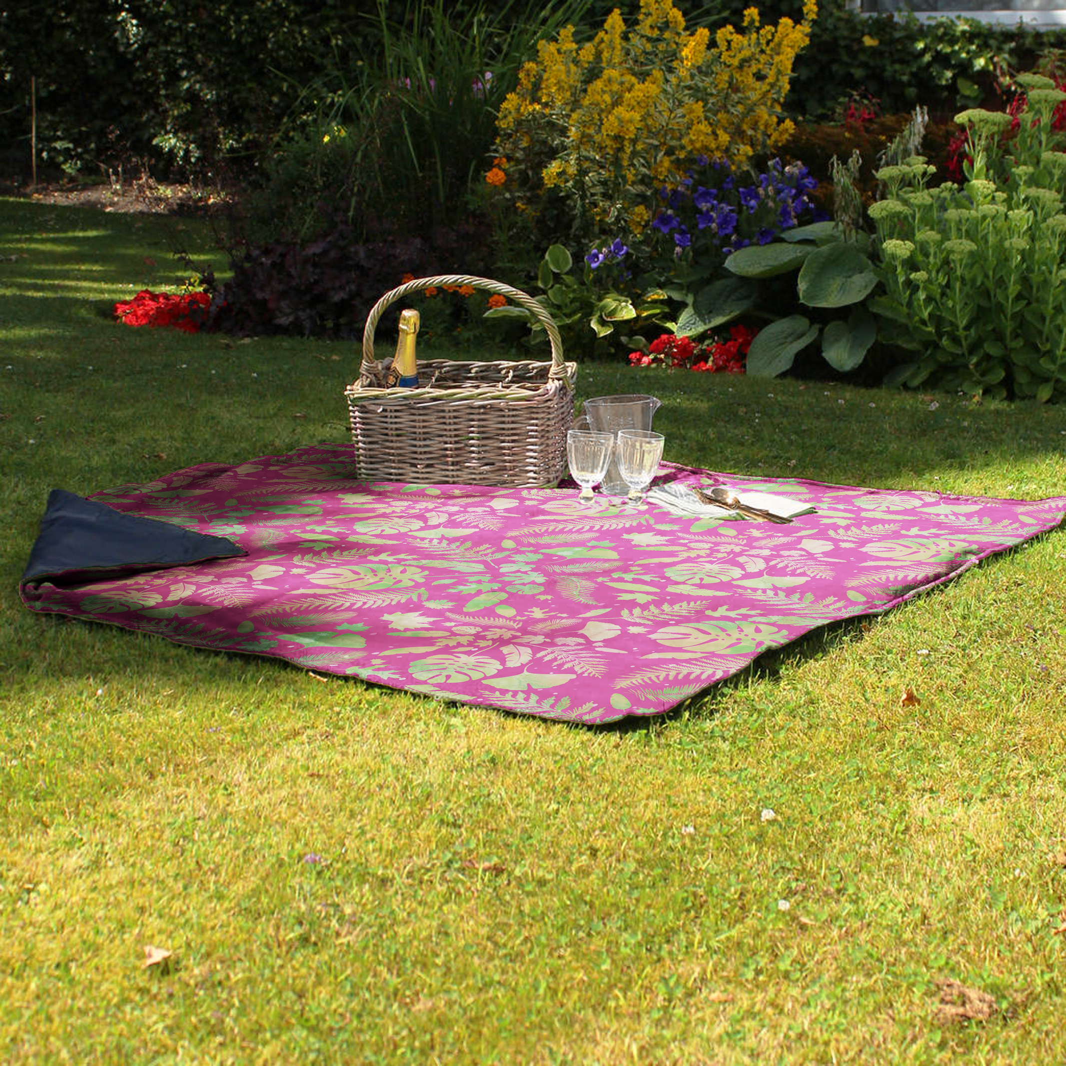 The Seeds Picnic Blanket