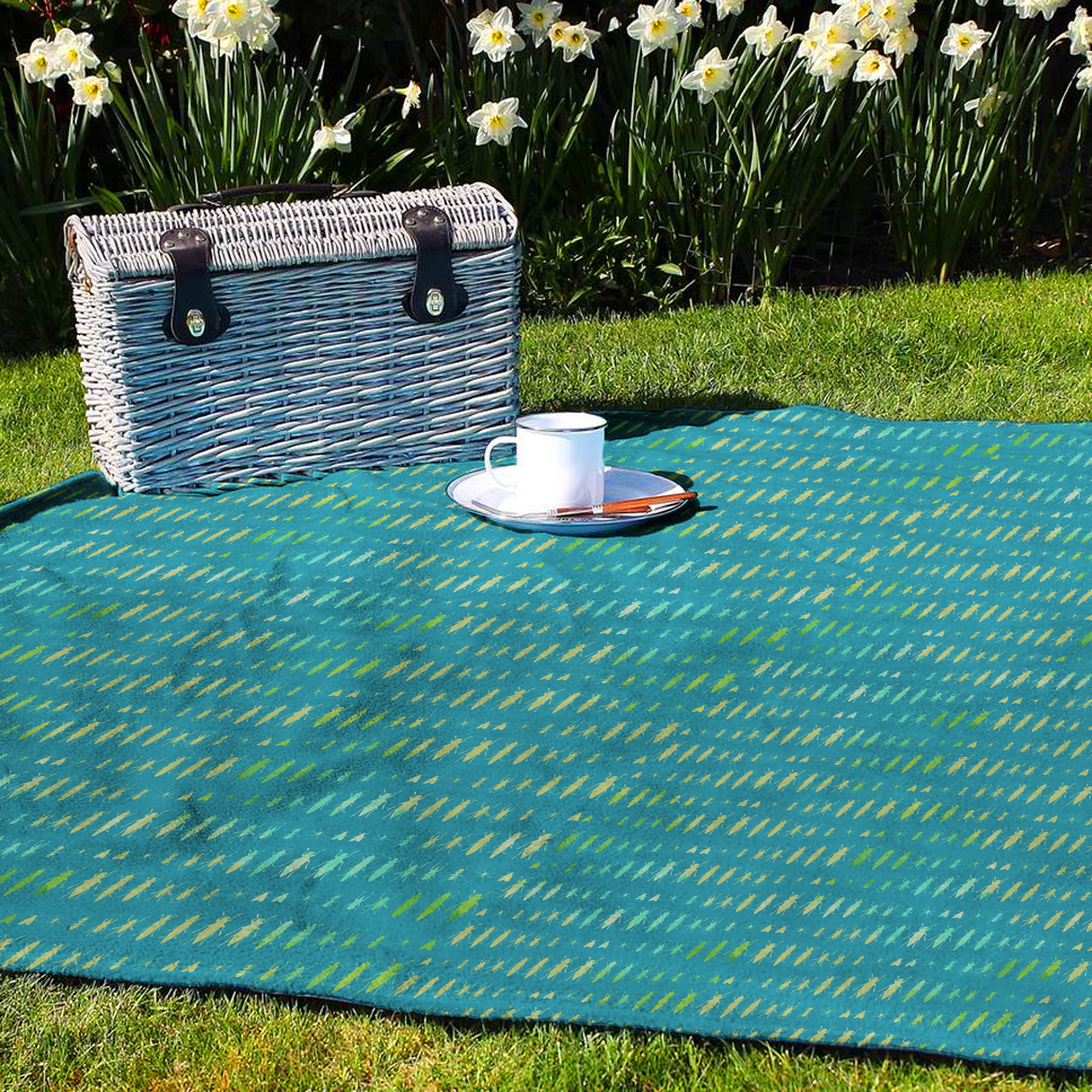 The Grounds Picnic Blanket