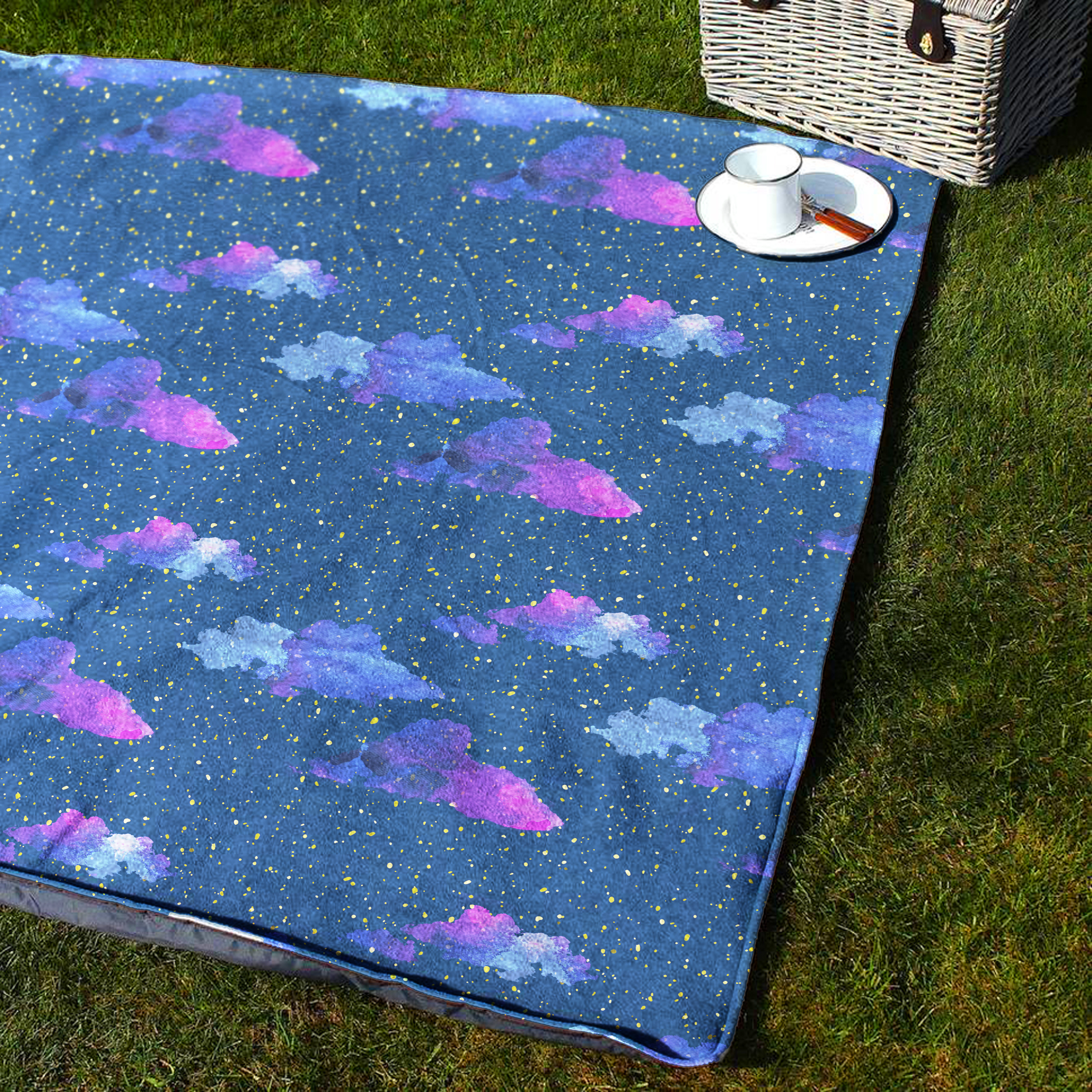 The Stars Picnic Blanket