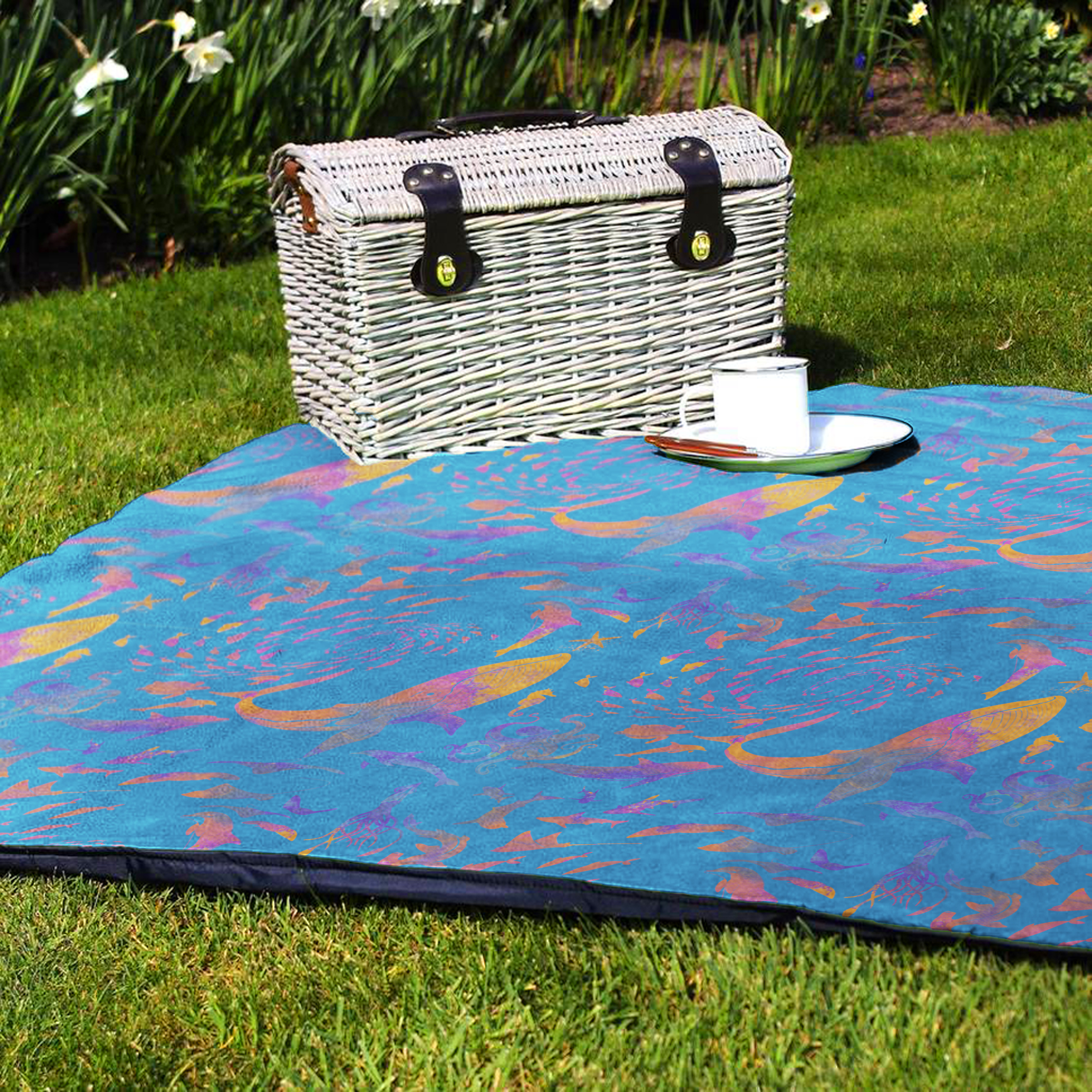 The Waters Picnic Blanket