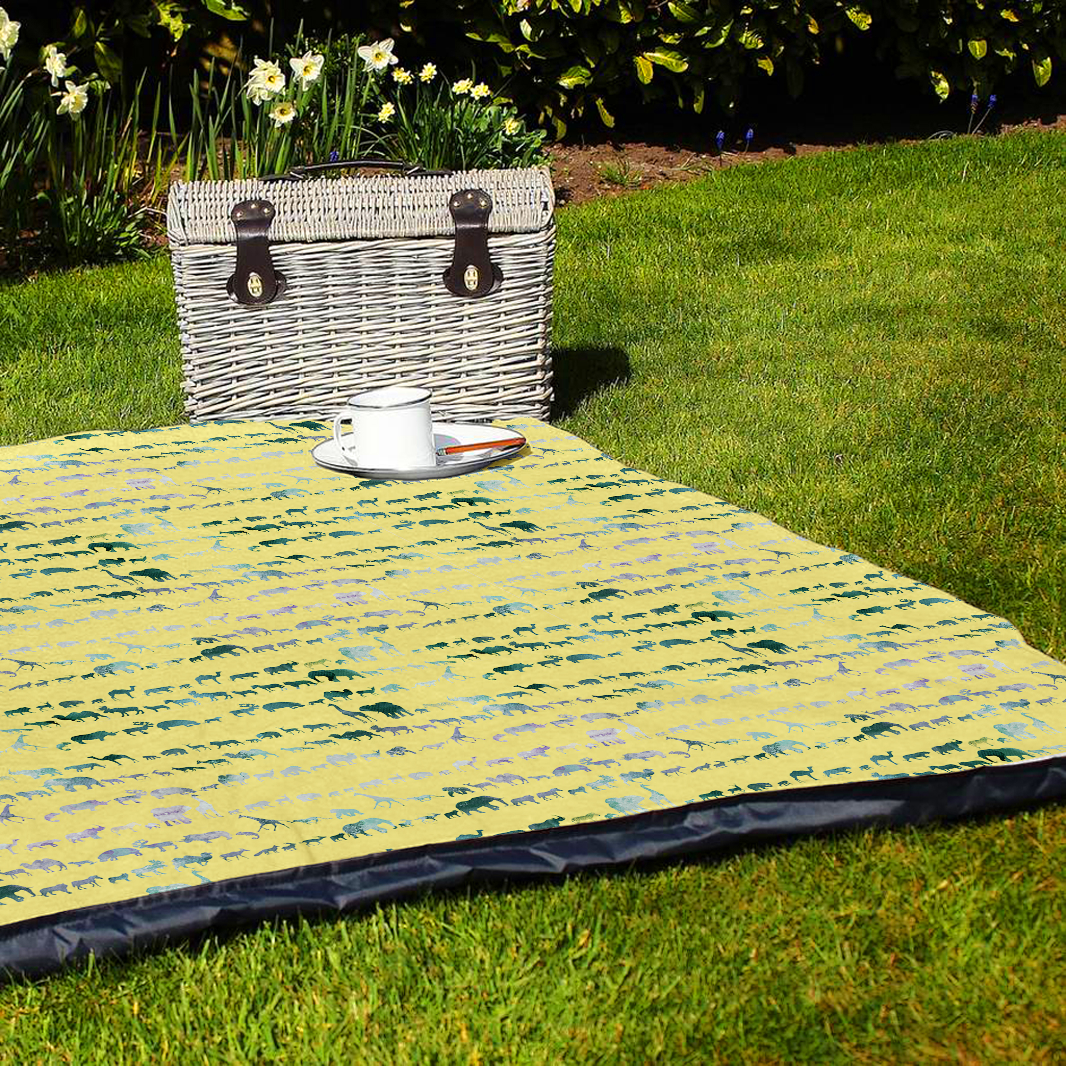 The Wilds Picnic Blanket