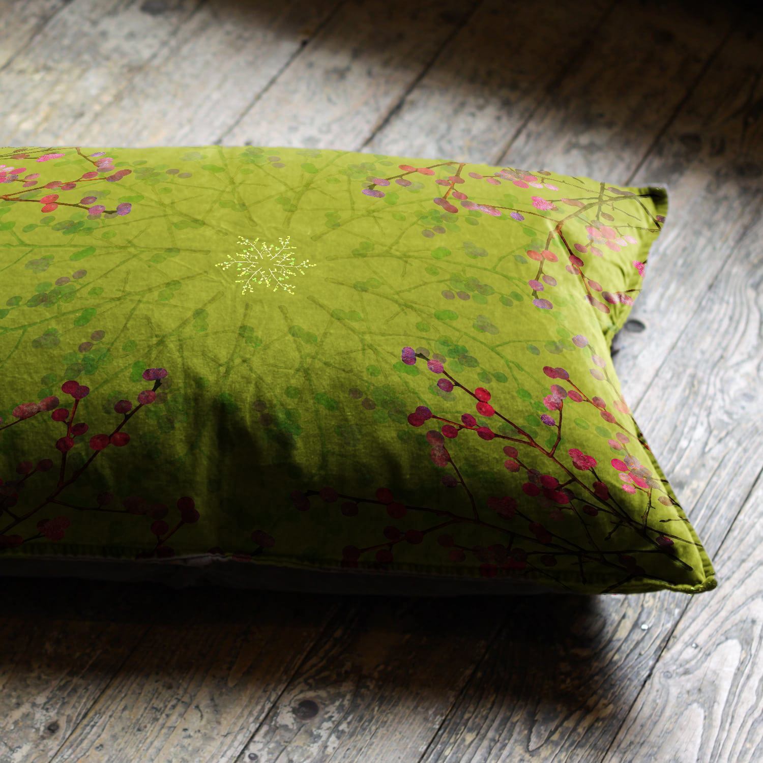 Berry Branch Cushions from £24