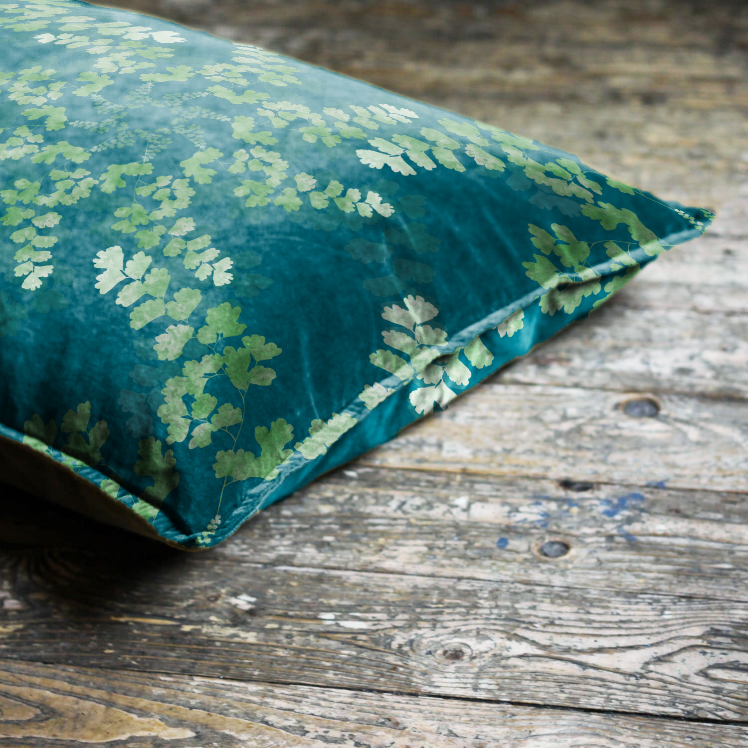 Maidenhair Fern Cushion from £24